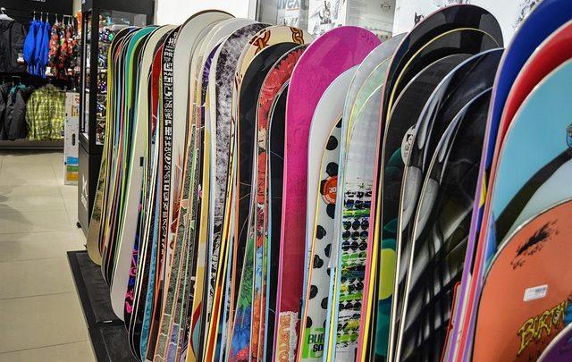 snowboard czy deska
